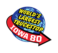 Iowa 80 World's Largest Truckstop: Walcott, IA