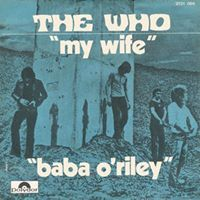 Baba O' Riley - The Who