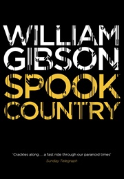 Spook Country (William Gibson)