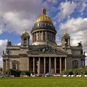 St. Isaac's Cathedral, St Petersburg