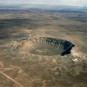 Arizona Meteor Crater - United States