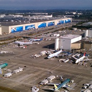 Boeing Everett Site - Everett, WA
