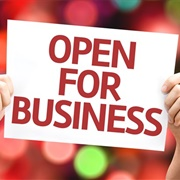 Open a Bussiness