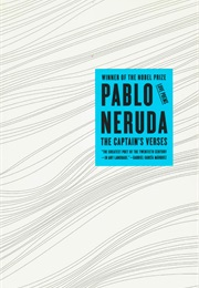The Captain's Verses (Pablo Neruda)