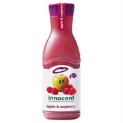 Apple and Raspberry Juice