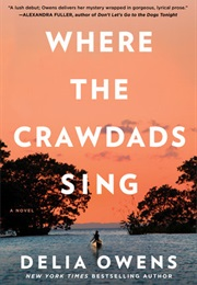 Where the Crawdads Sing (Delia Owens)