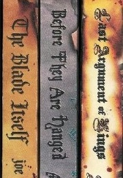 The First Law Series (Joe Abercrombie)
