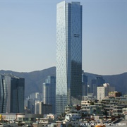 Busan International Finance Center, Bunsan