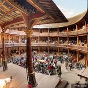 See a Play at the Globe Theatre