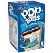 Frosted Blueberry Pop Tart