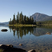 Lake Wenatchee State Park, Washington