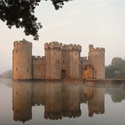 Bodiam Castle (East Sussex, UK)
