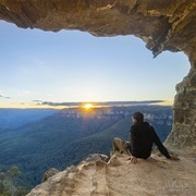 Adventure in the Blue Mountains, Australia
