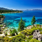 Lake Tahoe, California & Nevada, USA