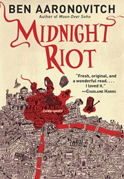 Midnight Riot (Ben Aaronovitch)