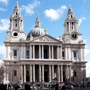 Visit St Paul'S Cathedral.
