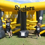 Pittsburgh Steelers Training Camp, St Vincent