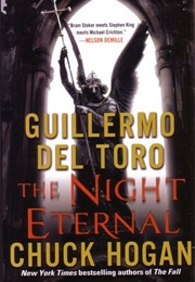 The Night Eternal (Strain Trilogy #3) (Guillermo Del Toro)