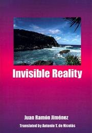 Invisible Reality: Poems