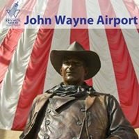 John Wayne Airport, Orange County