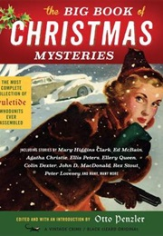 The Big Book of Christmas Mysteries (Otto Penzler, Editor)