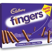 Cadbury Fingers (UK)