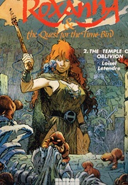 Roxanna and the Quest for the Time Bird (Segre Le Tendre)