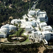 Getty Center - Los Angeles, CA
