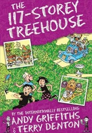 The 117-Storey Treehouse (Andy Griffiths)