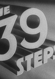 39 Steps,The (1935)