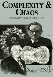 Complexity and Chaos (Dr Roger White)