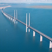 Oresund Bridge, Denmark/Sweden