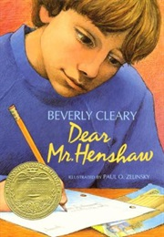 Dear Mr. Henshaw (Beverly Cleary)