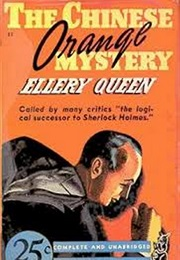 The Chinese Orange Mystery (Ellery Queen)