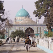 Shrine of the Cloak, Kandahar