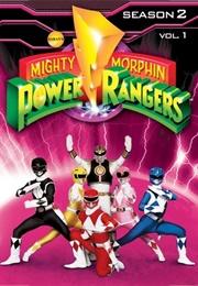 Power Rangers Franchise