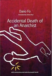 Accidental Death of an Anarchist (Dario Fo)