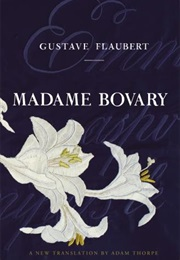 Madame Bovary (Gustave Flaubert)