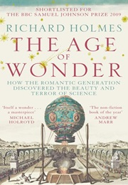 The Age of Wonder (Richard Holmes)