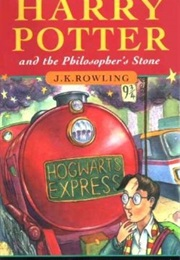 Harry Potter - Harry Potter and the Philosopher's Stone (J.K.Rowling)