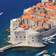 Ancient City Walls, Dubrovnik