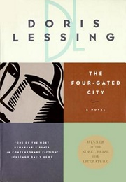 The Four-Gated City (Children of Violence #5) (Doris Lessing)