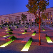 Pentagon and the Pentagon Memorial