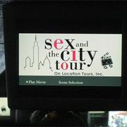 Sex and the City Tour