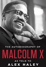 The Autobiography of Malcolm X (Malcolm X)
