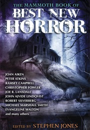The Mammoth Book of Best New Horror (Vol. 23)
