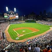 Comerica Park (Baseball Stadium, the Tigers), Detroit