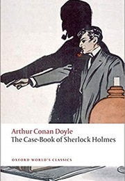 The Case-Book of Sherlock Holmes (Arthur Conan Doyle)