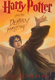 Harry Potter and Deathly Hallows (J. K. Rowling)
