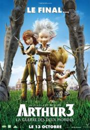 Arthur 3: The War of the Two Worlds - 2010